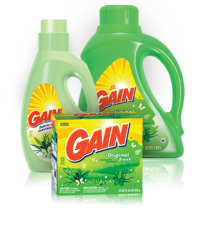 Sister Save -A- Lot: Walgreens: FREE Gain Detergent and Dish ...